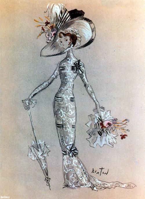 My Fair Lady, sketch 1