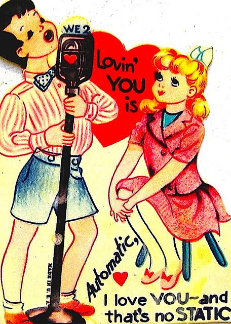 Vintage Valentine's Day Card (13)