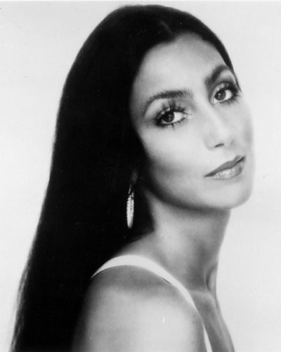 long hair cher