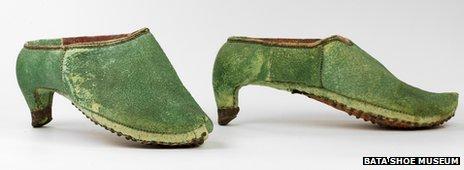 persian-shoe - 17th century