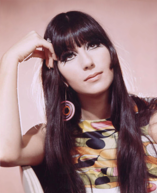 young cher
