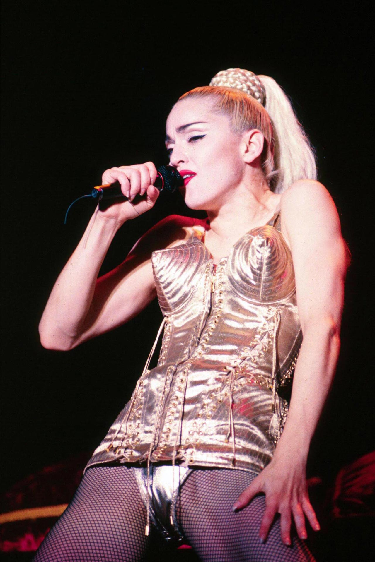 Madonna in Gaultier