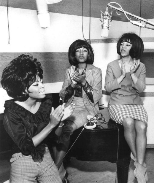 The-Supremes-Recording-1964