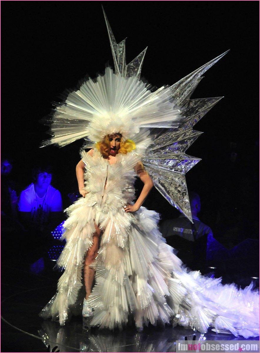 Lady Gaga Performs At Madison Square Garden