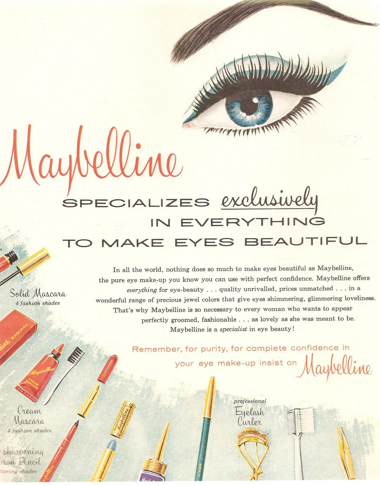 maybelline 1963