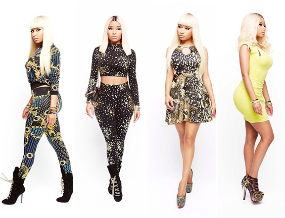 nicki-minaj-collection-kmart-looks-2