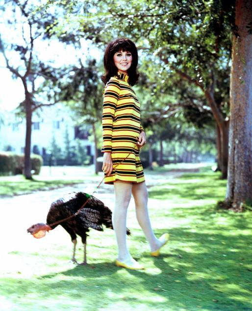 Marlo Thomas That Girl turkey