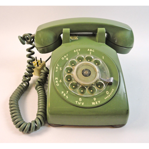 stylesaveus-retro-avacado-green-phone